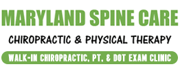 Chiropractic Reisterstown MD Maryland Spine Care